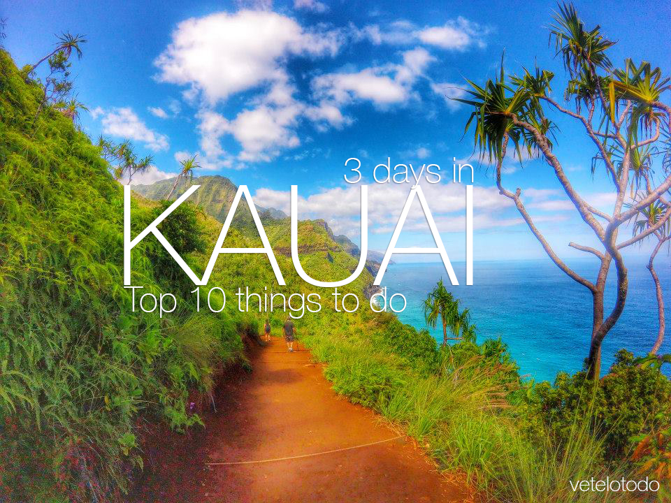 Why Kauai?Wilde nature like Jurassic Park