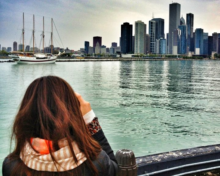 Enjoy like a kid at the Navy Pier and take amazing pictures of the city skyline.