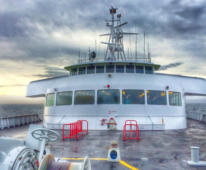 Need a Ferry? There are several ferries going from Port Angles, Seattle and Vancouver.