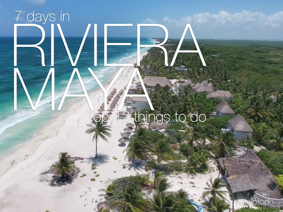 Why Tulum? You deserve it.