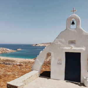Why Mykonos? Party beaches
