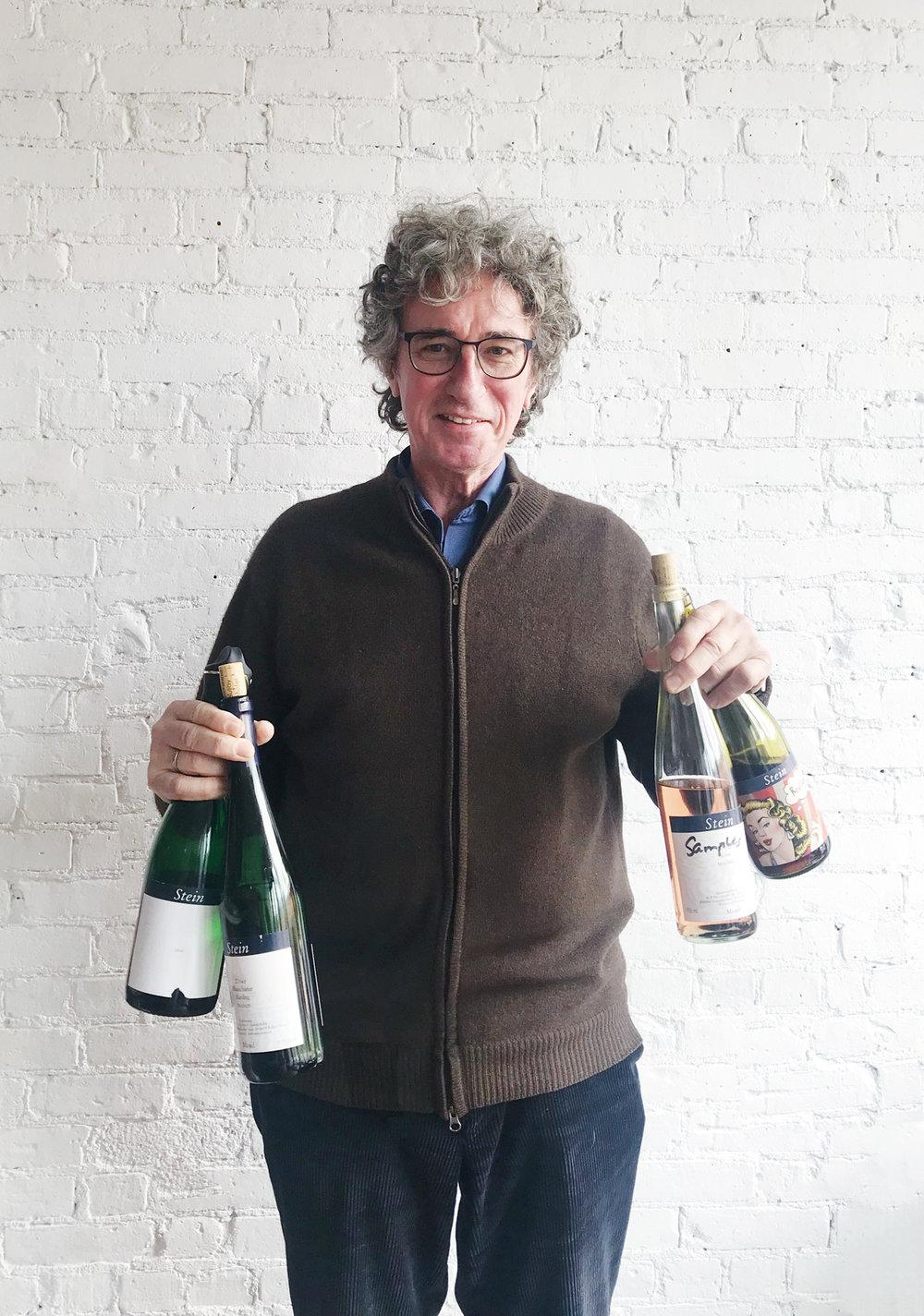 Dr. Ulli Stein,winemaker -