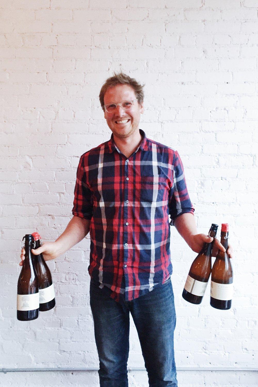 Alex Wilson, Cidermaker -