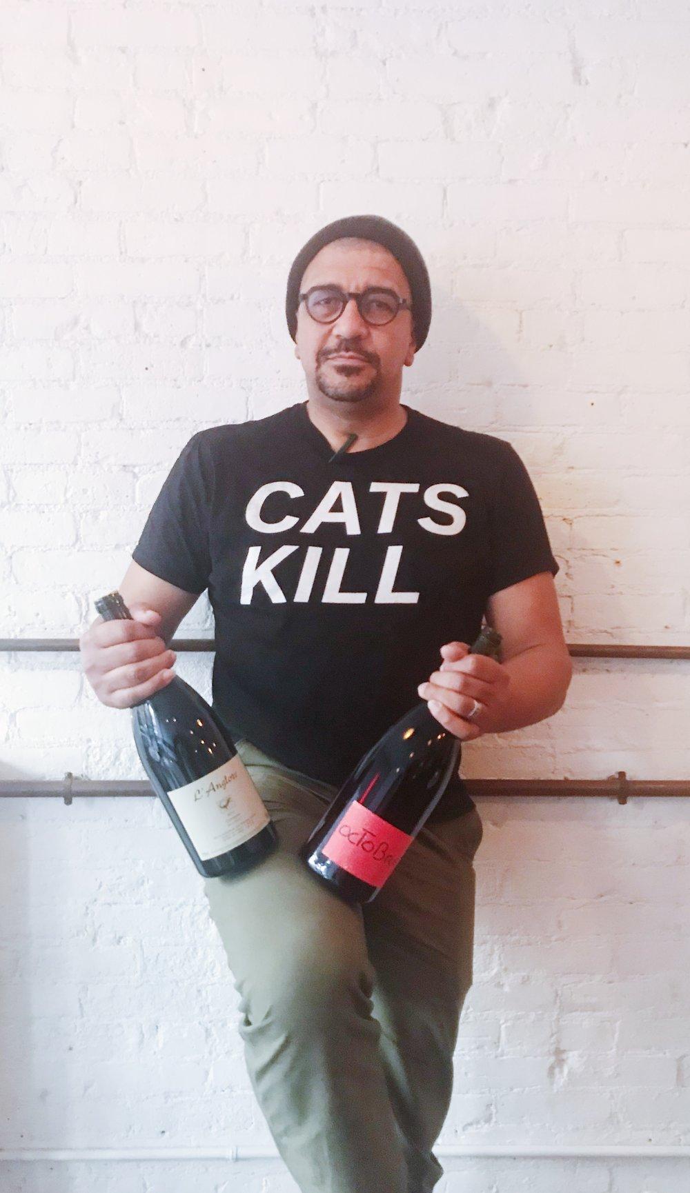 Fifi EsSome, Wine Importer -