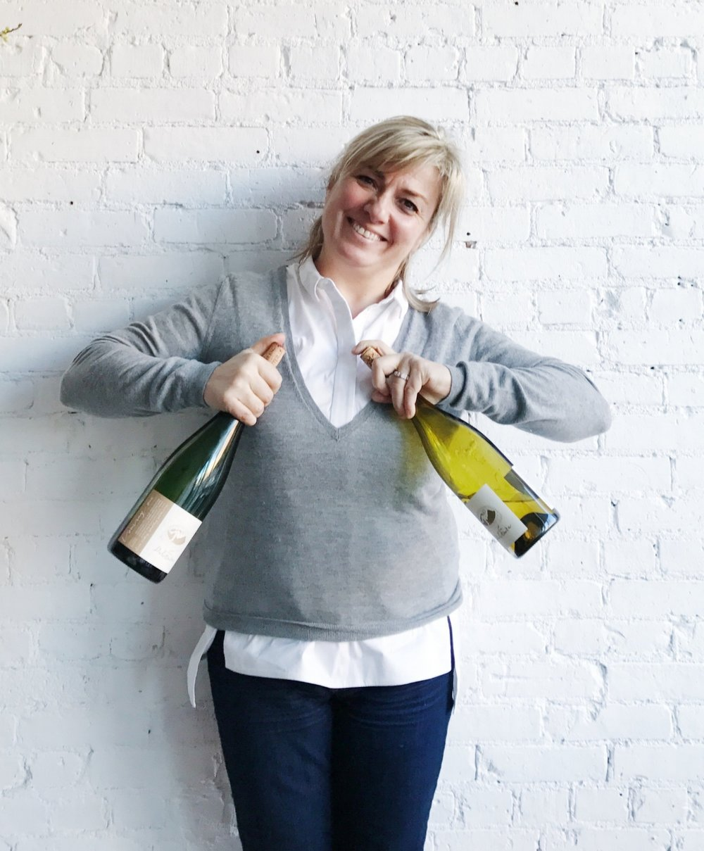 Diane Cauvin, Winemaker -