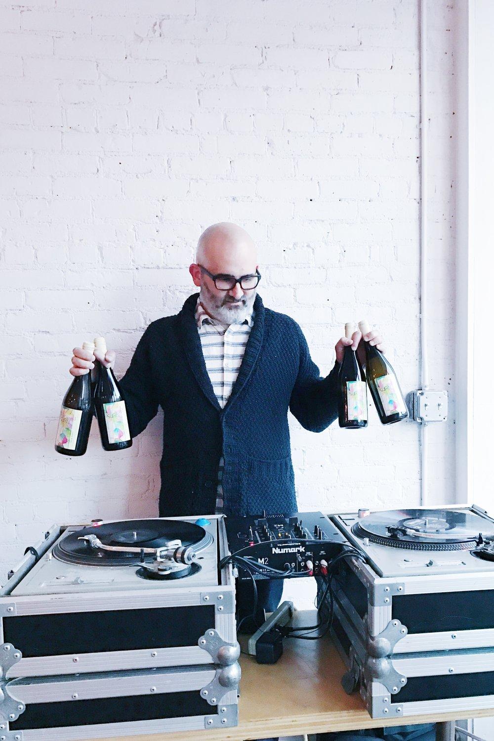 PJ Gray, DJ -