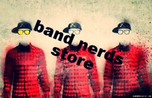 we are band nerds store