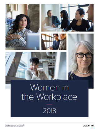 Women in the Workplace 2018 — VeraCloud