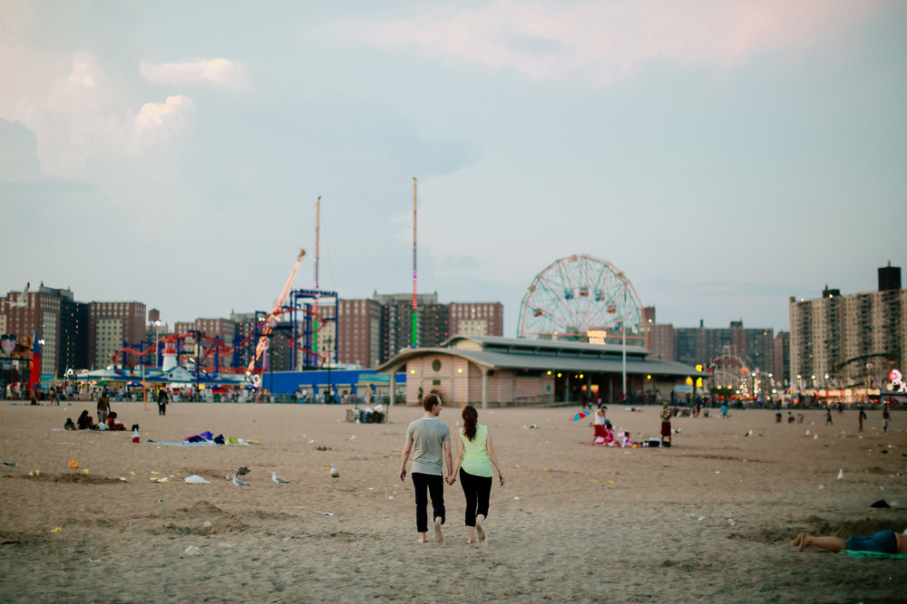 Location:  Coney Island, Brooklyn, NY  || Editing Style:  The West Village