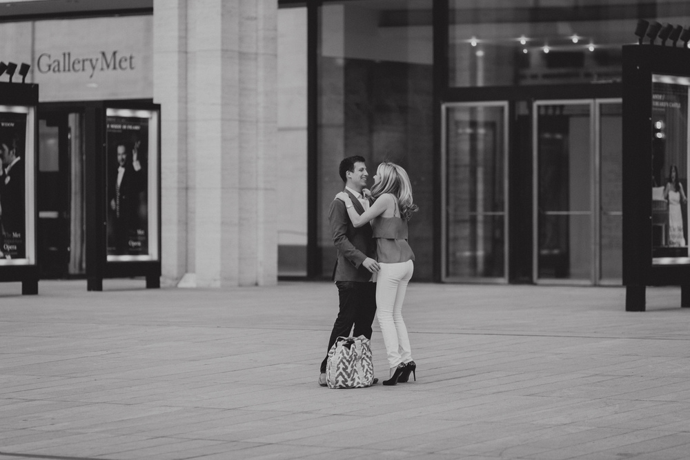 Location:  Lincoln Center, New York, NY  || Editing Style:  The Flatiron