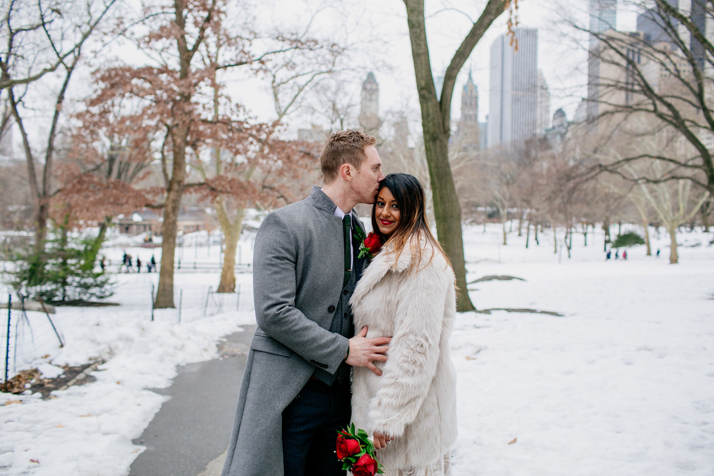 nyc-city-hall-winter-wedding-elopement-central-park-9