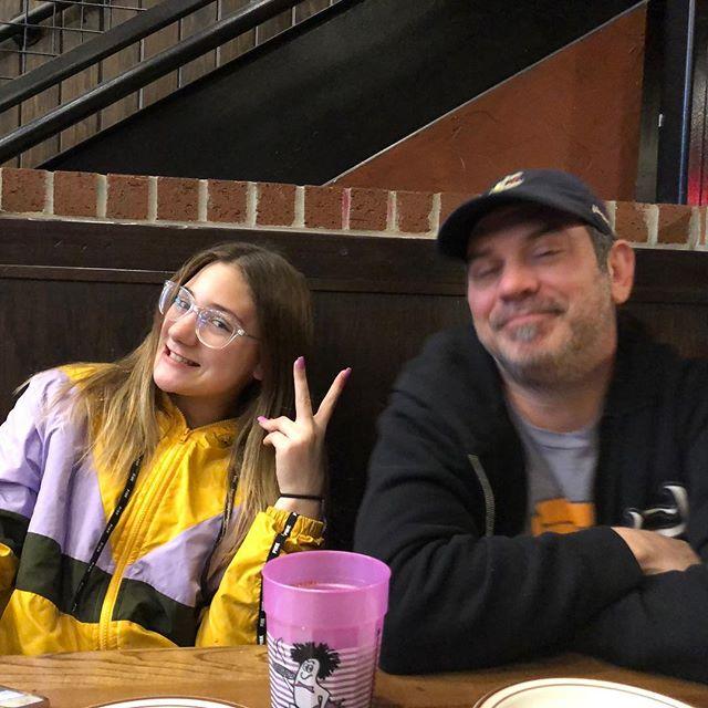 Bowling & Pizza night! #myfamily #oktrip2019