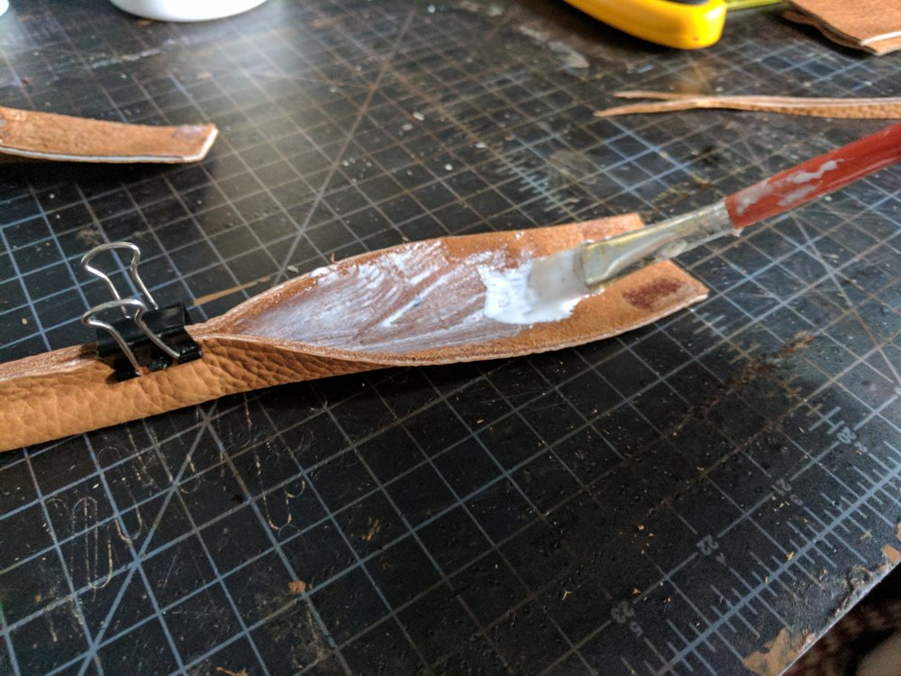 fd7e87e5c0c Making Corded Bag Handles — Gold Bark Leather