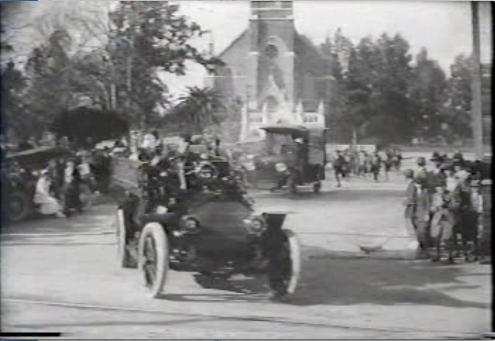 Santa Cruz: Holy Cross Church 1917