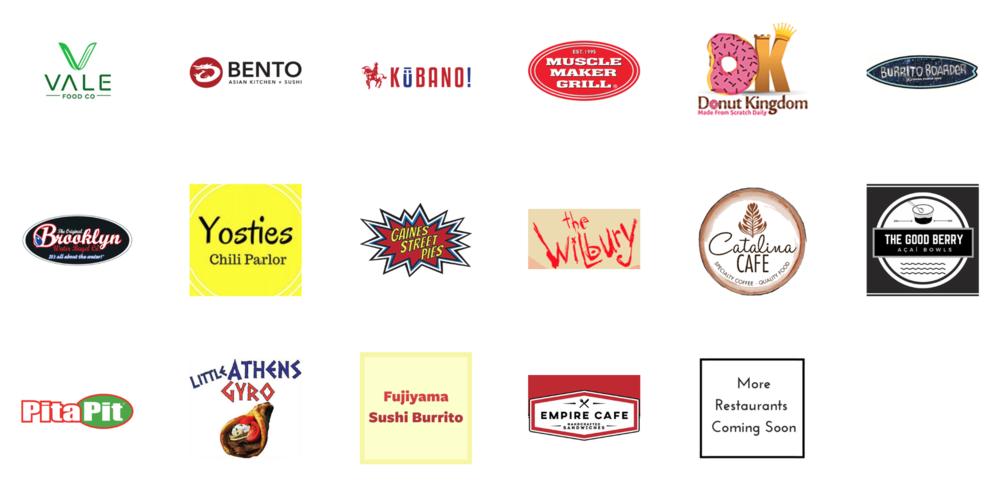FSU Restaurants