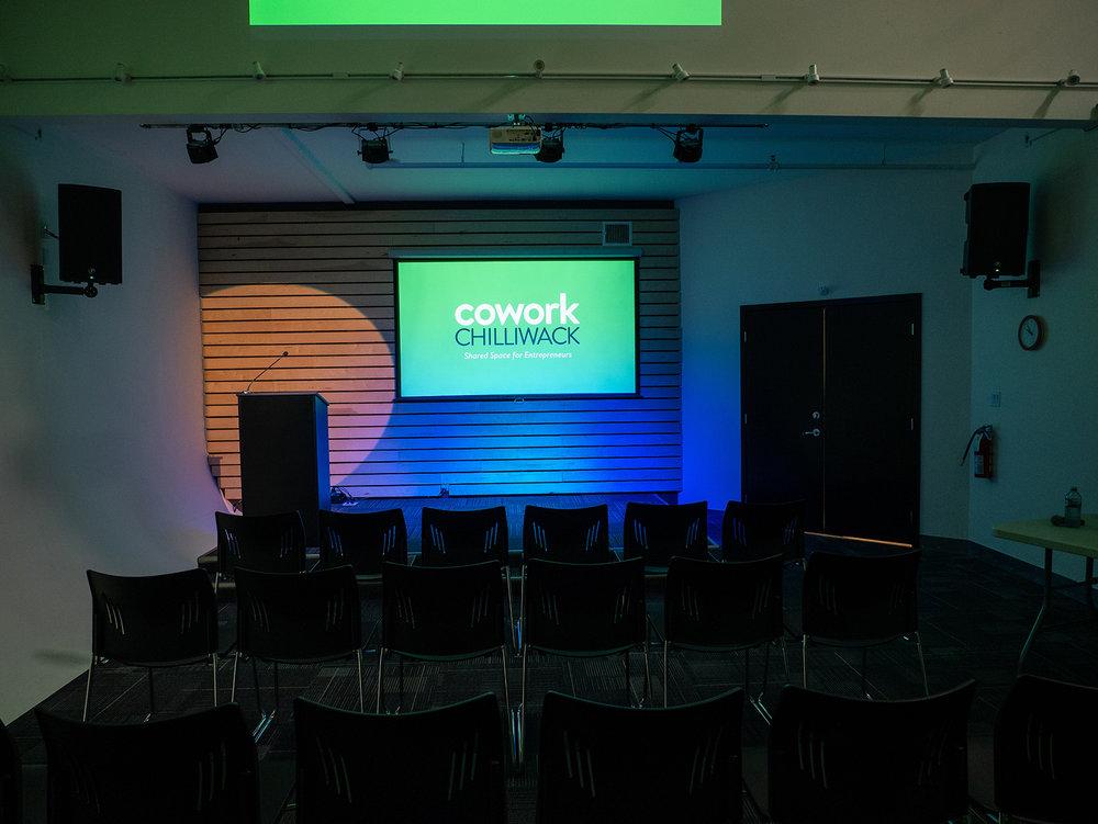 Set for presentation