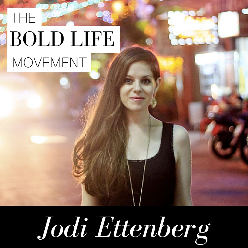 Jodi Ettenberg: What Former Lawyer Turned Food & Travel Writer Has Learned From 8 Years on the Road