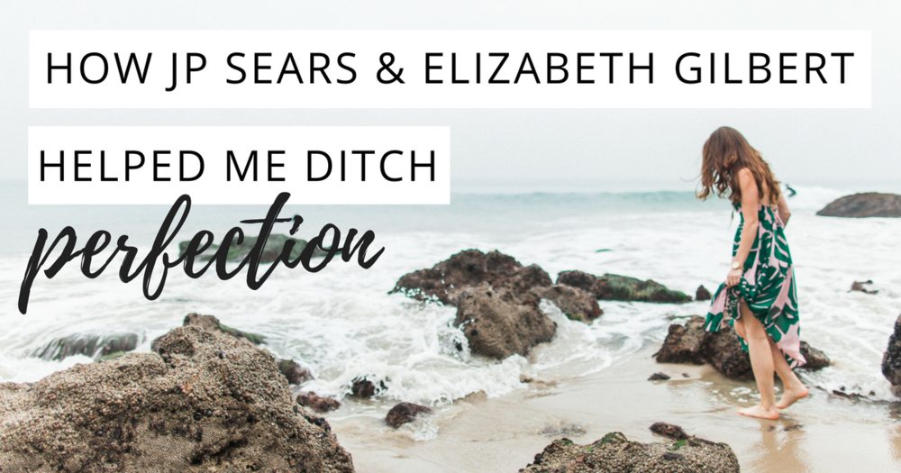 JP Sears & Elizabeth Gilbert Blog Post