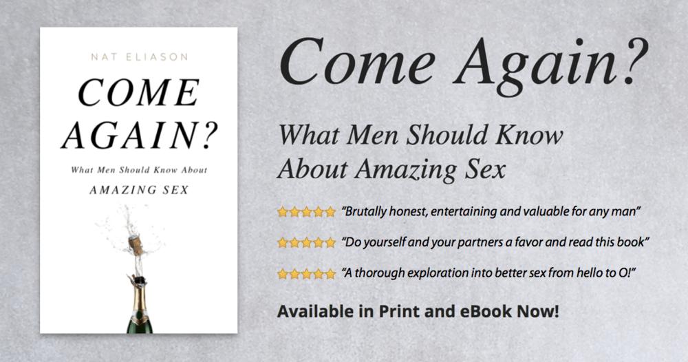 Info about sex men should know