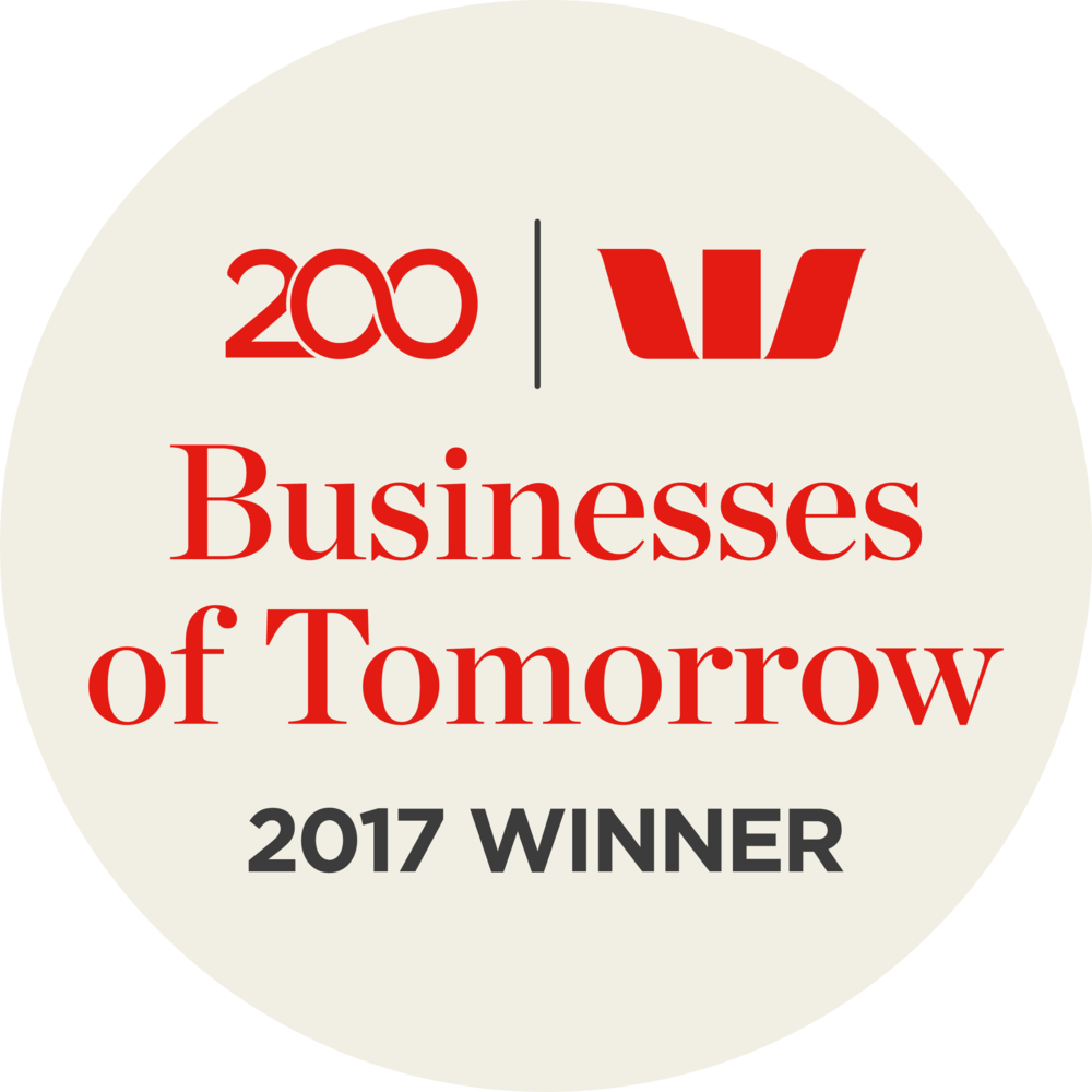 Sprout Ventures was recognised by Westpac in 2017 as one of 200 Businesses of Tomorrow, a program dedicated to recognising businesses with the potential to shape Australia's economic future. Australia is making the transition to a knowledge and services based economy, and Businesses of Tomorrow is designed to support those with  the drive, imagination and insight to lead this process. Those recognised are given access to knowledge, networks and insights to thrive in the new economy.  Businesses were chosen based on qualities such as their capacity to transform, disrupt and create, their demonstration of service leadership, an ambition to develop new markets overseas, or a focus on social change. Sprout was chosen based on our innovative services and significant social impact.