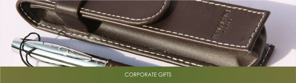 Agents for corporate gift collections from Barrons, Duchess, Bags and More.