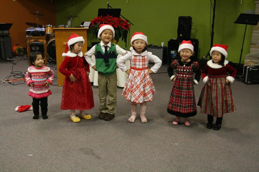 201012_성탄예배아이들