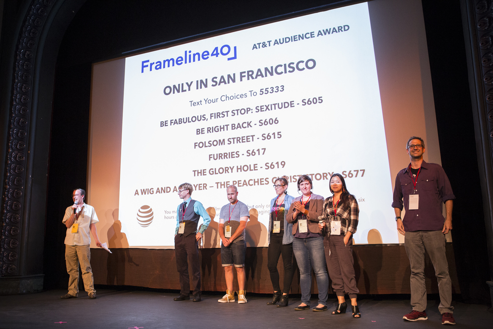 """Only in San Francisco"" Shorts Program filmmakers"