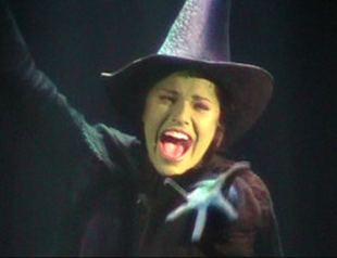 Elphaba,  Wicked  - First National Tour
