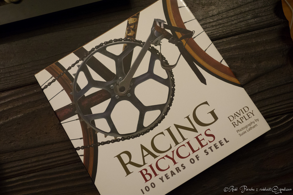 My third book on bicycle, also bought from Amazon.com. This featured bicycles from Australia.