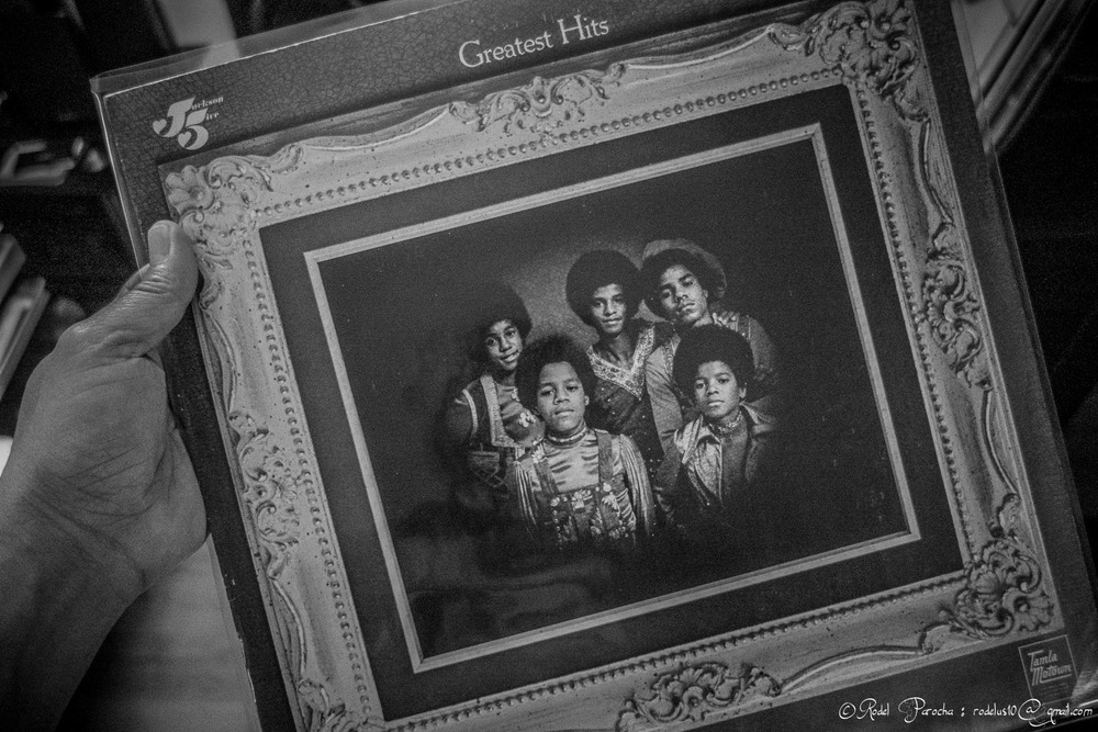 Jackson 5 reminds me of Sundays at my parents place in Manila.