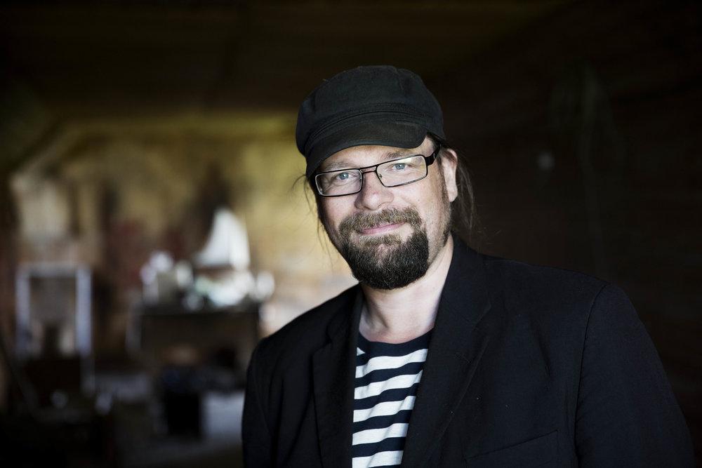Kjell-Erik Eriksson. Foto: Karin Alfredsson