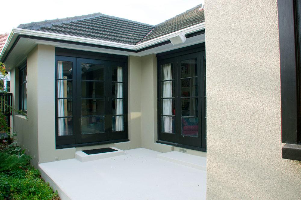 Opawa Bungalow - Exterior