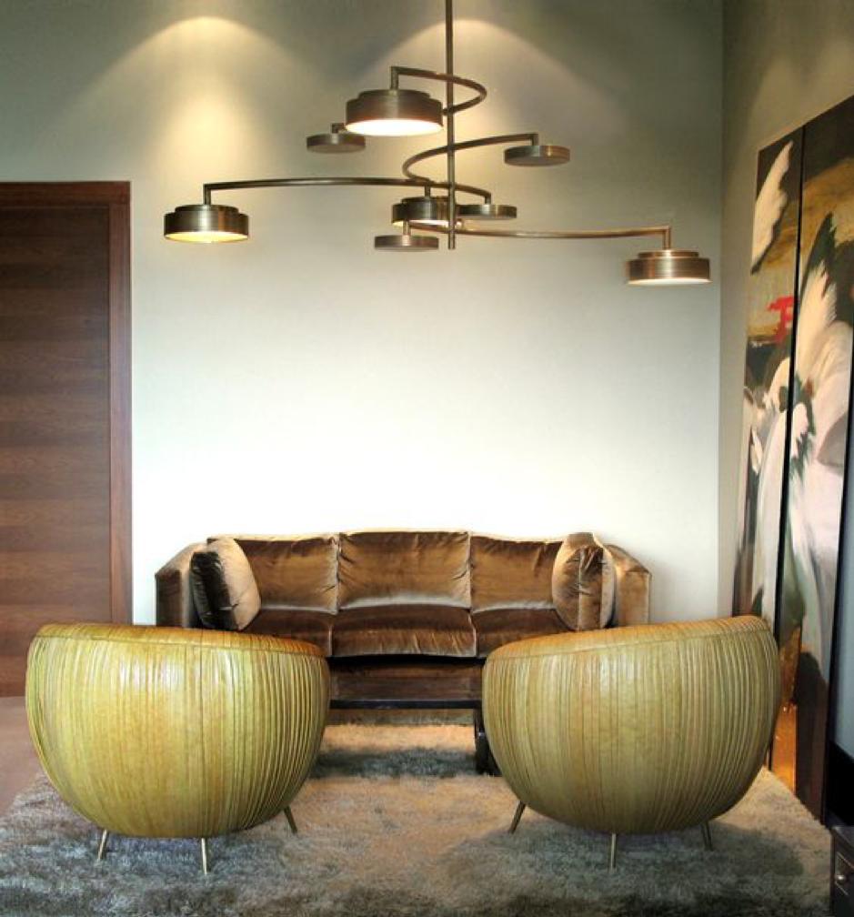 Lighting as sculpture (source:www.codordesign.com)