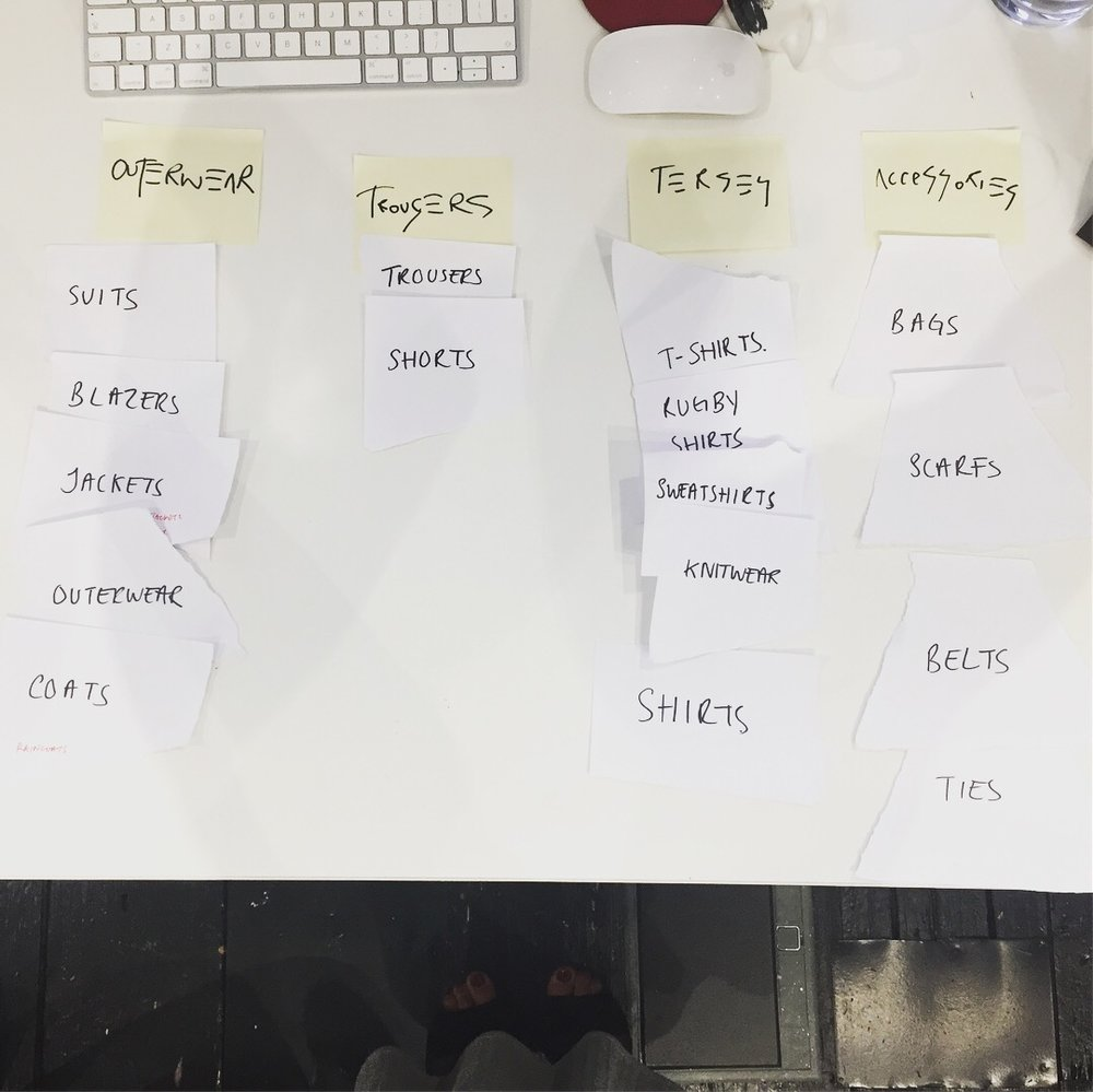 open-card-sorting-ux-architecture-london