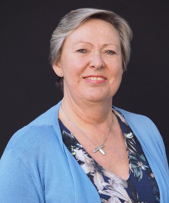 Styremedlem Marit Elisabeth Aasen