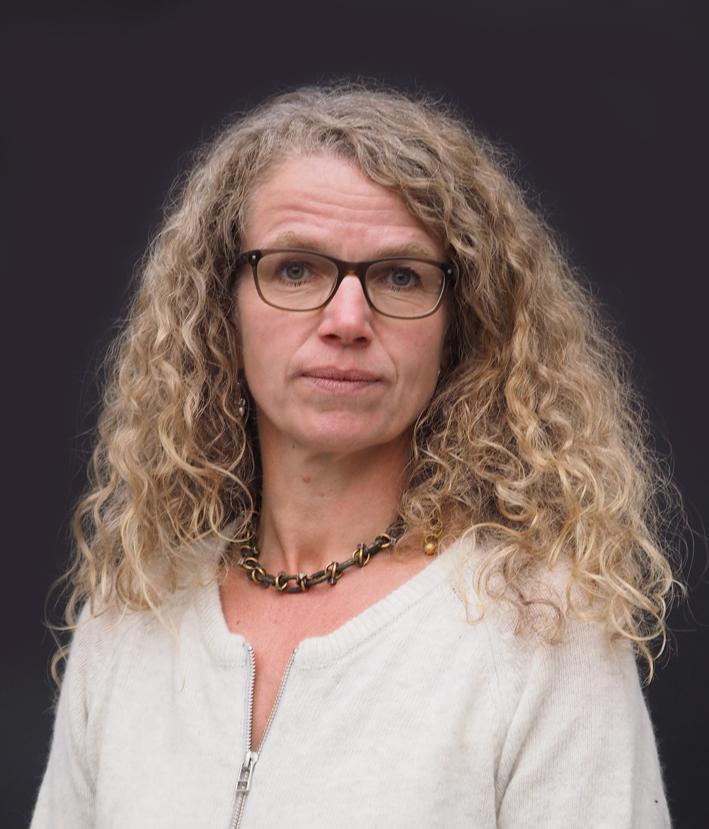 Observatør Elisabeth Sageng