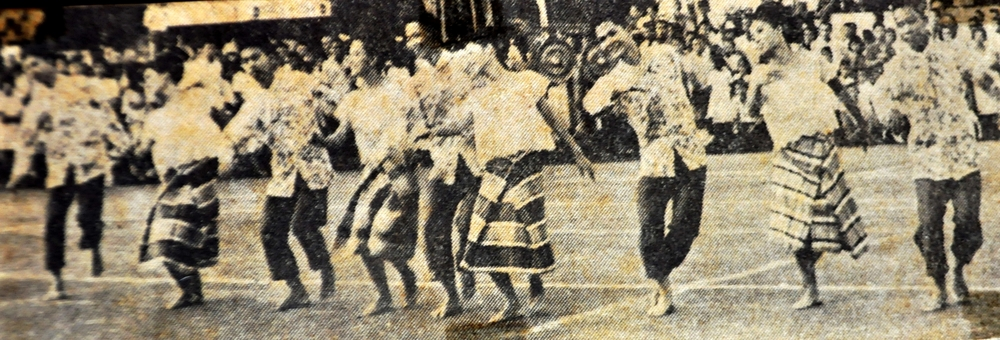 From the early days at the Philippine Normal College, Manila, where it all began as a mixed dance class, 1946