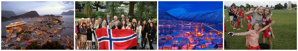 Study in Europe - Norway