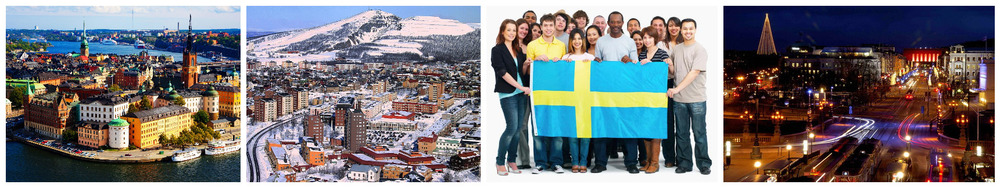 Study in Europe - Sweden