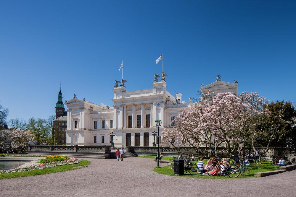 Lund University | Credits: Folio/imagebank.sweden.se