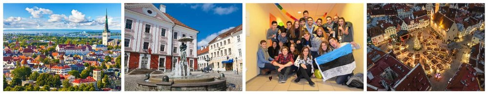 Study in Europe - Estonia