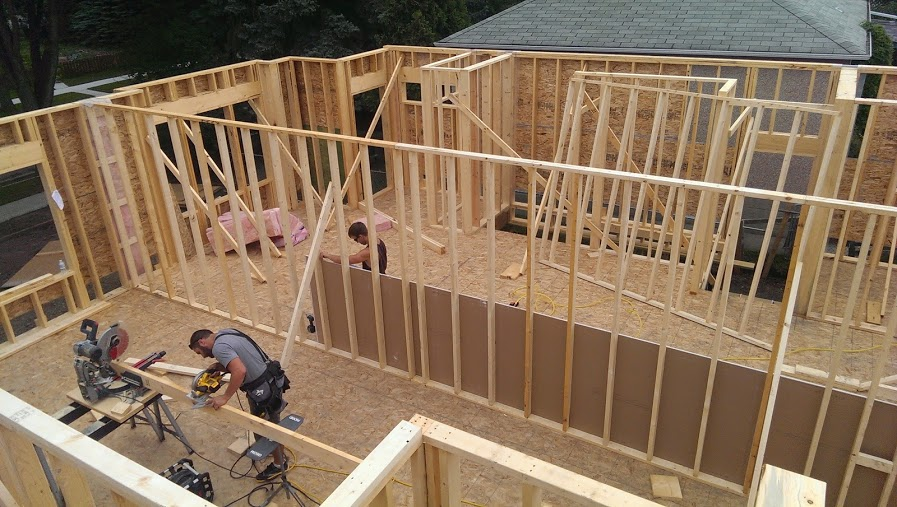 Duplex framing