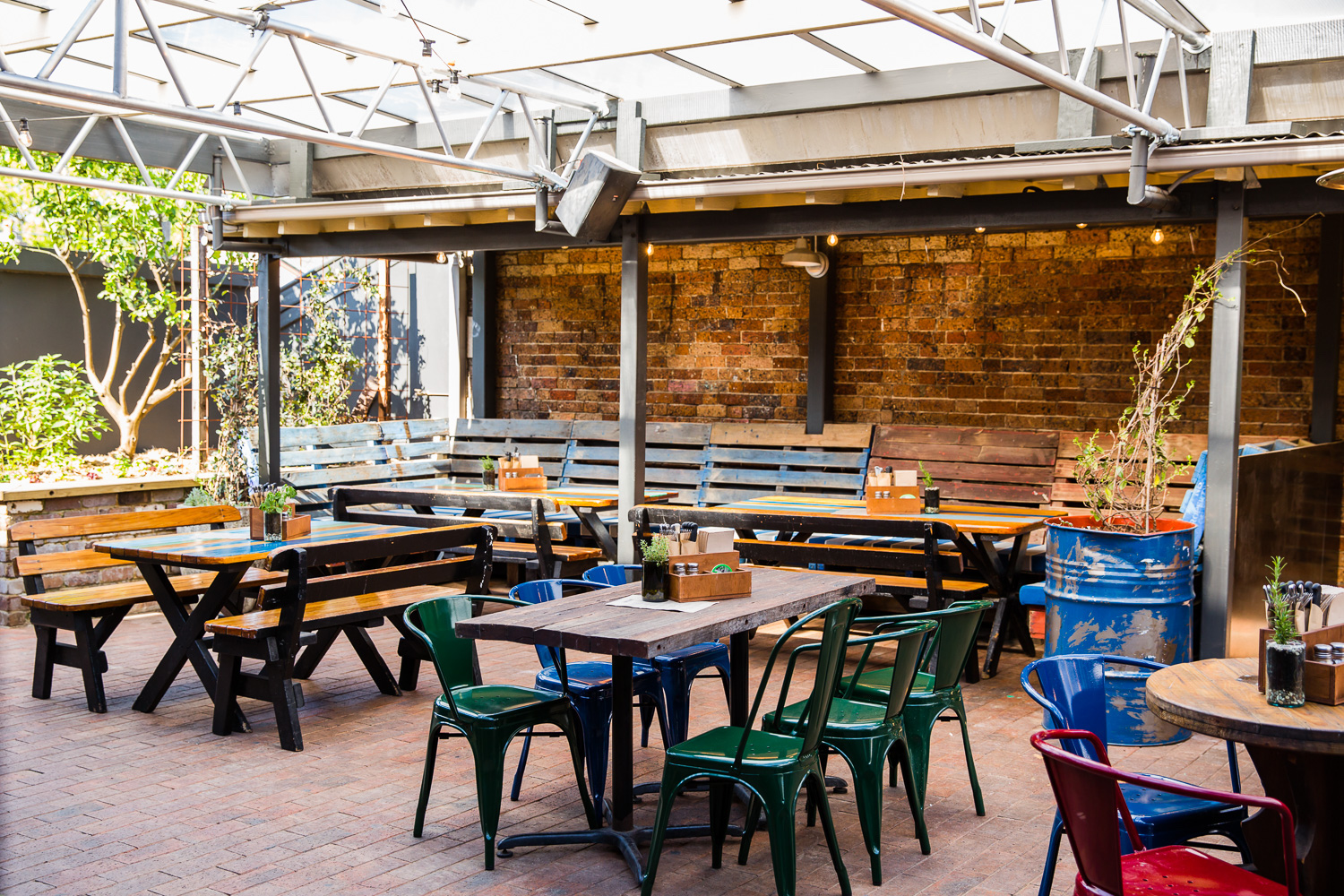 Beer Garden and Pizza | Public House Petersham