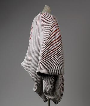 Issey Miyake, Seashell Coat, 1985