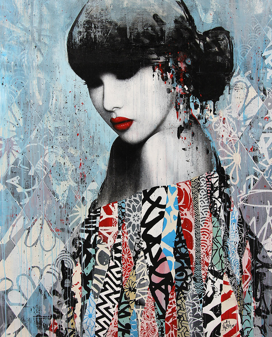Out of Blue by Hush