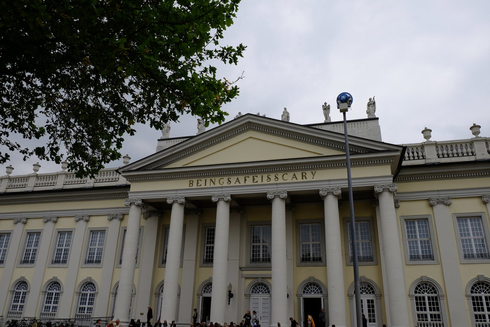 The Fridericianum with Banu Cennetoglu's Being Safe is Scary