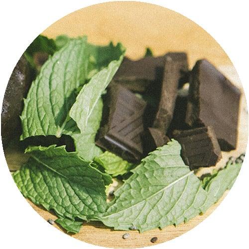 Dark vegan chocolate