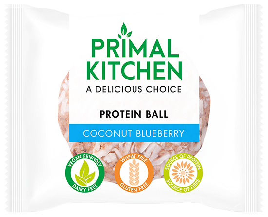 Coconut Blueberry
