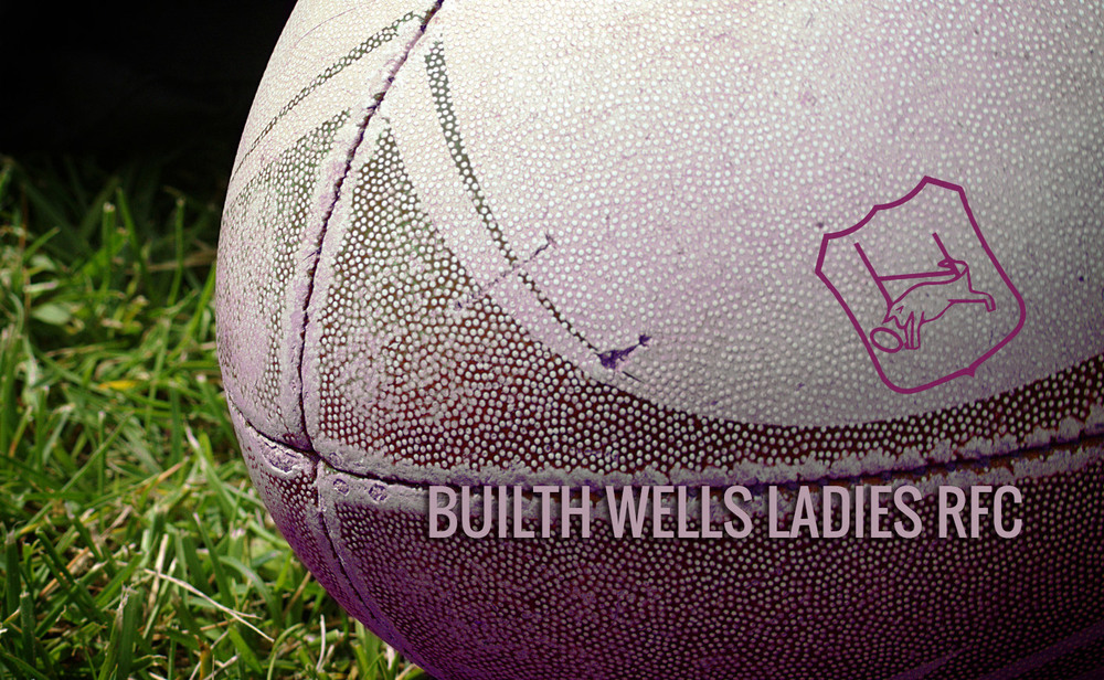 Builth Wells Ladies Team In Action