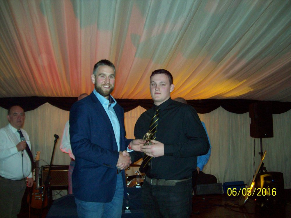 Emlyn Luxton, Youth Player Of The Year Award (With Ryan Jones)